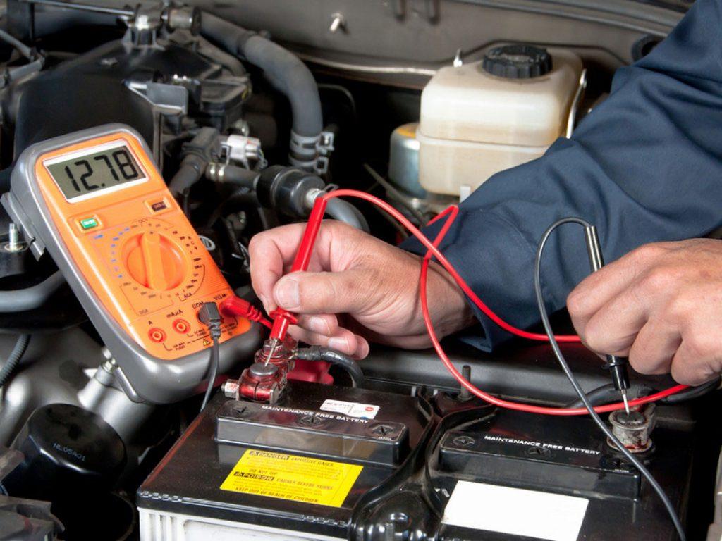 Curso en electricidad automotriz