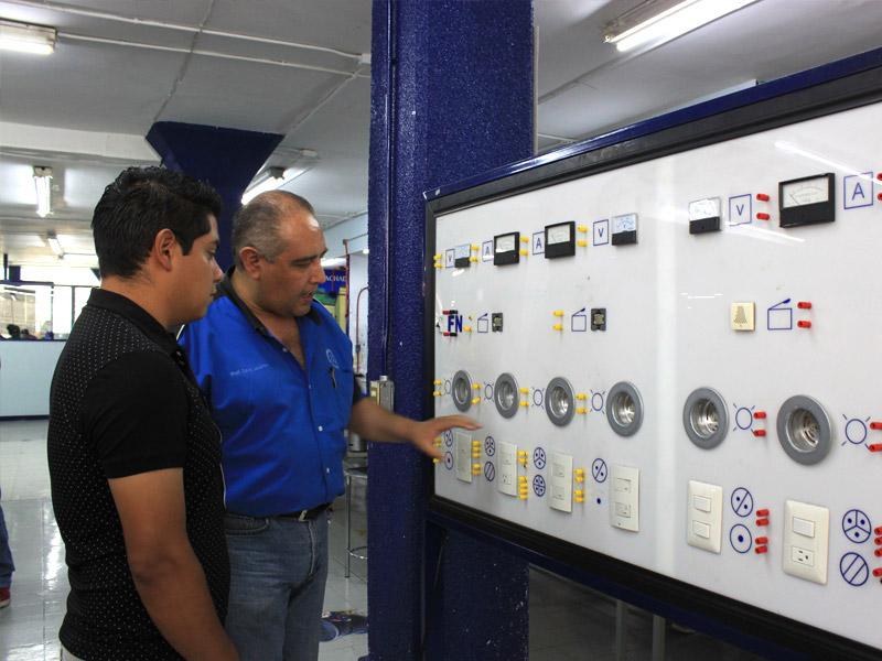 Curso en instalaciones eléctricas