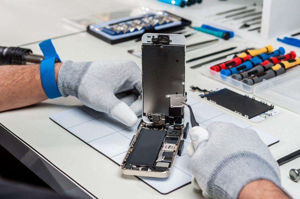 Curso en reparación de computadoras y celulares
