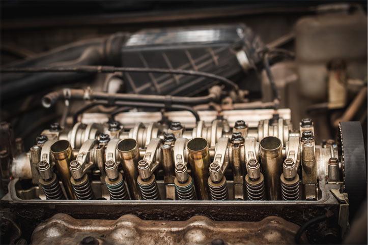Carrera en mecánica automotri